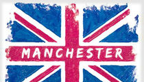 Manchester Bombing Tribute Flag on Social Media Was Stolen, But Artist Is Cool with It