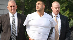 Aaron Hernandez's 'Miserable' Prison Experience Detailed In New Report
