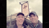 Donald Trump Jr. Did Some Huntin' and Eatin' with Gianforte