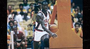 Michael Jordan's 1984 Olympics Sneakers Could…